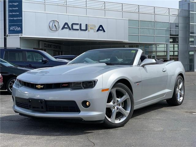 2015 Chevrolet Camaro LT (Stk: 19236A) in Burlington - Image 1 of 27