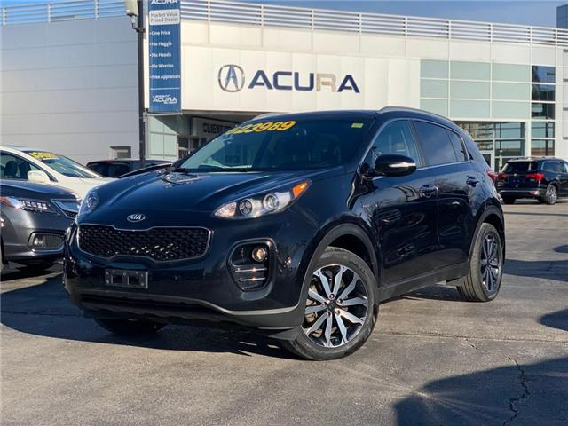 2017 Kia Sportage  (Stk: 3964) in Burlington - Image 1 of 30