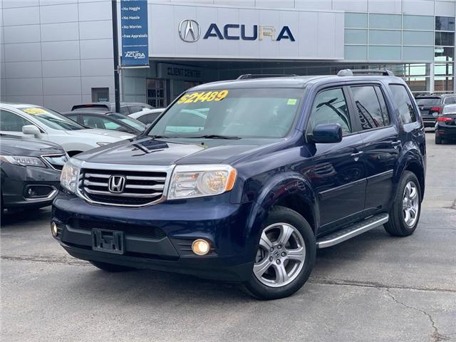 2013 Honda Pilot EX-L (Stk: 19316A) in Burlington - Image 1 of 30