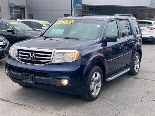 2013 Honda Pilot EX-L (Stk: 19316A) in Burlington - Image 2 of 30