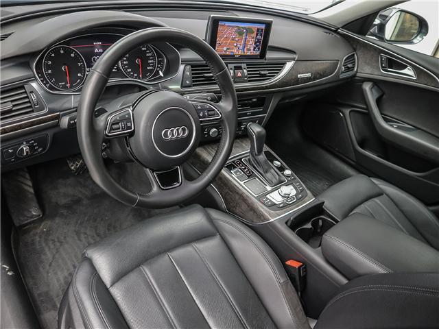 2018 Audi A6 2.0T Technik (Stk: 180754) in Toronto - Image 10 of 30
