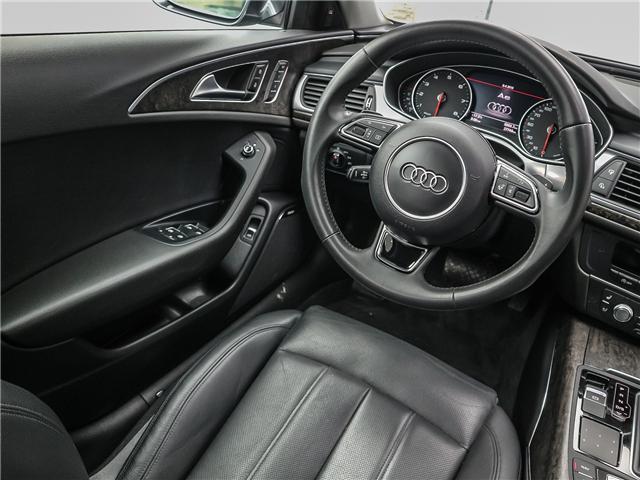 2018 Audi A6 2.0T Technik (Stk: 180754) in Toronto - Image 13 of 30