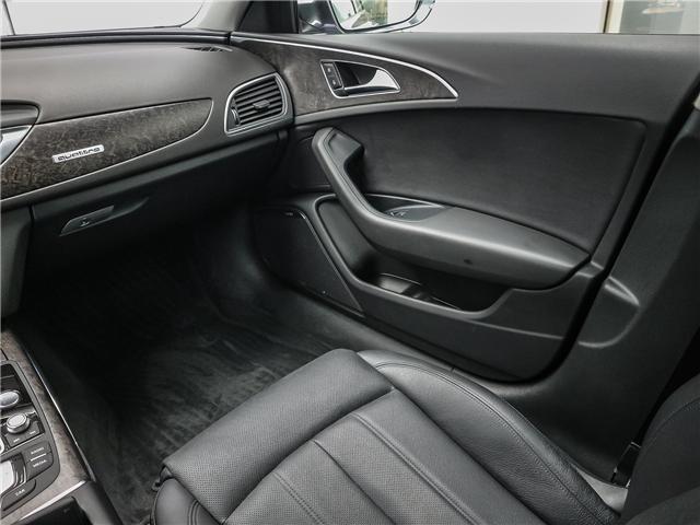 2018 Audi A6 2.0T Technik (Stk: 180754) in Toronto - Image 15 of 30