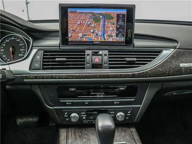 2018 Audi A6 2.0T Technik (Stk: 180754) in Toronto - Image 17 of 30