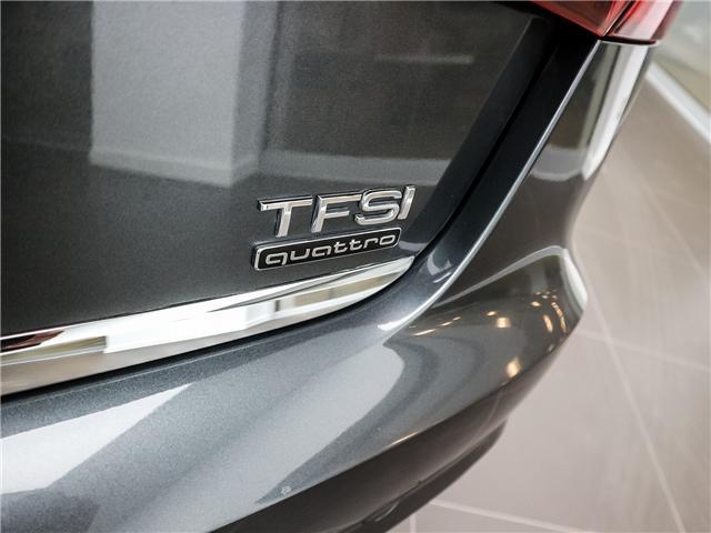 2018 Audi A6 2.0T Technik (Stk: 180754) in Toronto - Image 27 of 30