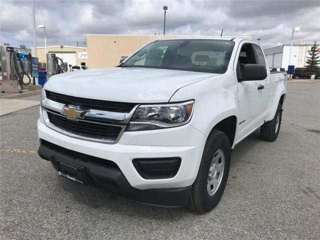 2019 Chevrolet Colorado WT (Stk: 1169204) in Newmarket - Image 1 of 18