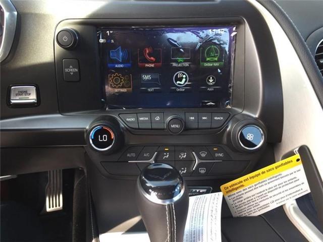 2019 Chevrolet Corvette Stingray (Stk: 5117409) in Newmarket - Image 13 of 16