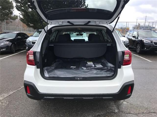 2019 Subaru Outback 2.5i Limited (Stk: S19317) in Newmarket - Image 10 of 20