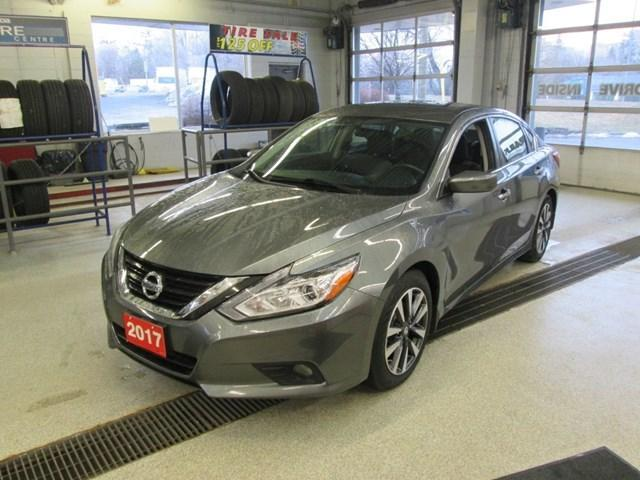 2017 Nissan Altima 2.5 SV (Stk: M2617) in Gloucester - Image 1 of 20