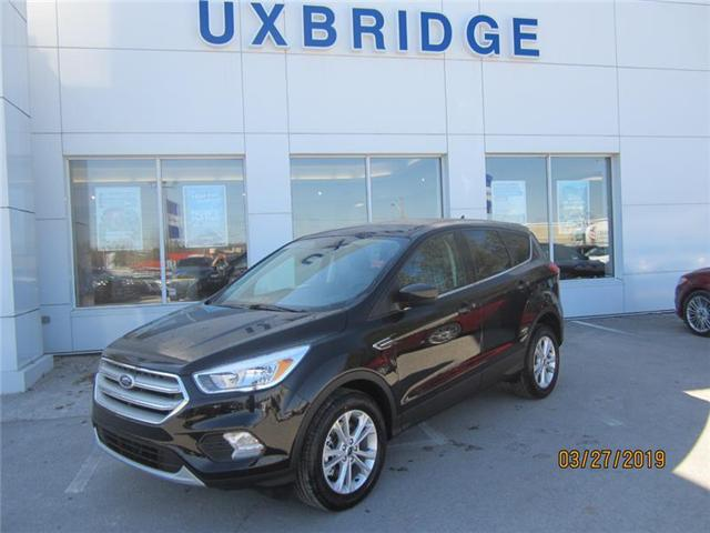 2019 Ford Escape SE (Stk: IES8813) in Uxbridge - Image 1 of 4