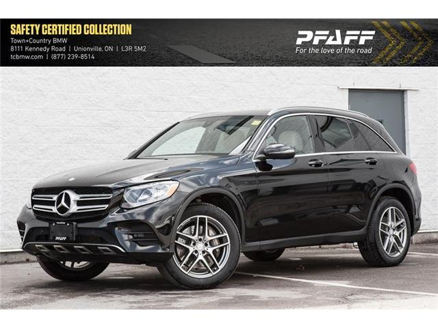 2016 Mercedes-Benz GLC-Class Base (Stk: U11962) in Markham - Image 1 of 18