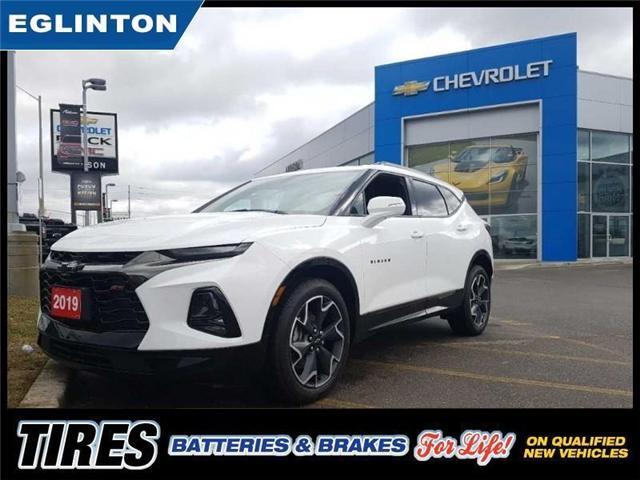 2019 Chevrolet Blazer RS (Stk: KS577921) in Mississauga - Image 1 of 21