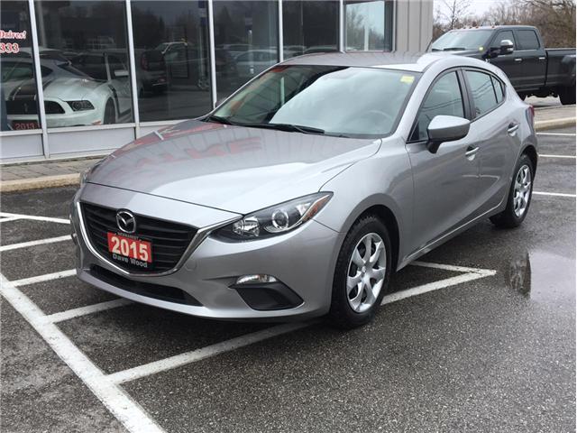 2015 Mazda Mazda3 Sport GX (Stk: 13841) in Newmarket - Image 1 of 9