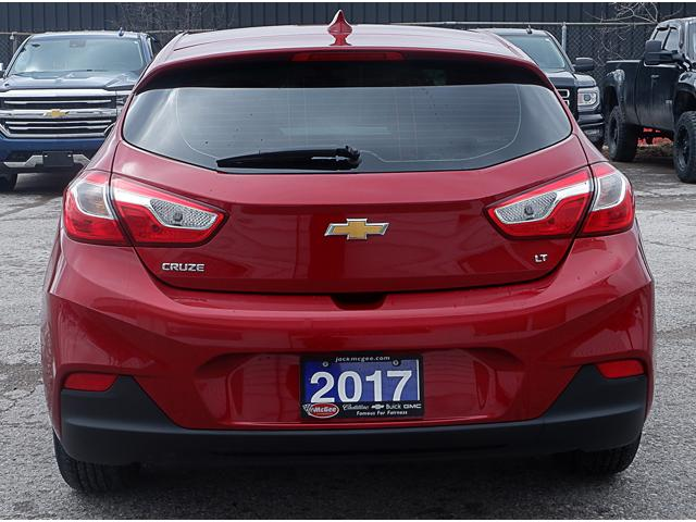 2017 Chevrolet Cruze Hatch LT Auto (Stk: 19283A) in Peterborough - Image 5 of 19