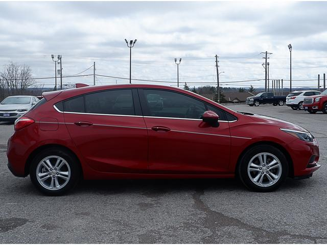 2017 Chevrolet Cruze Hatch LT Auto (Stk: 19283A) in Peterborough - Image 7 of 19