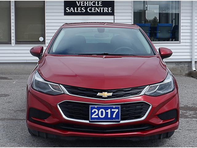 2017 Chevrolet Cruze Hatch LT Auto (Stk: 19283A) in Peterborough - Image 10 of 19