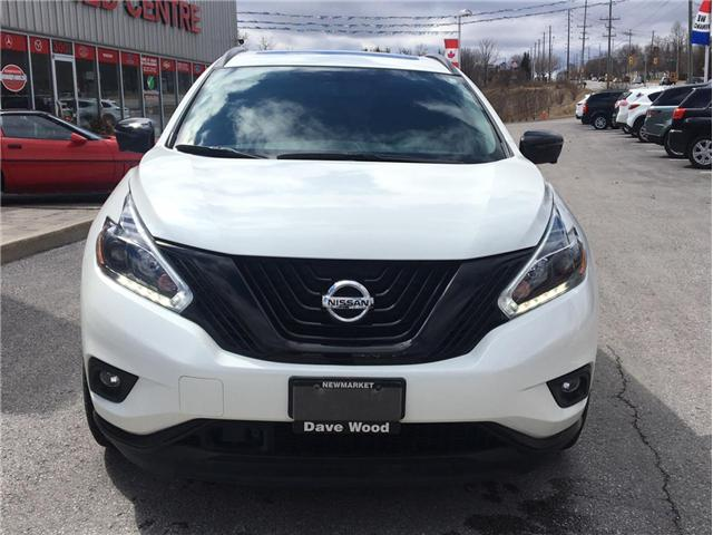 2018 Nissan Murano SV (Stk: 13805) in Newmarket - Image 2 of 13