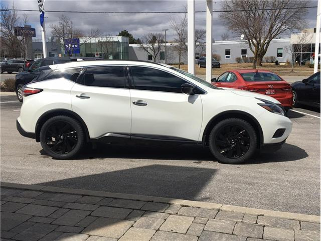 2018 Nissan Murano SV (Stk: 13805) in Newmarket - Image 4 of 13