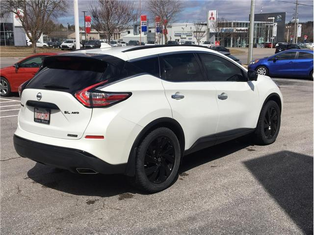 2018 Nissan Murano SV (Stk: 13805) in Newmarket - Image 5 of 13
