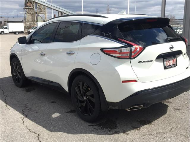 2018 Nissan Murano SV (Stk: 13805) in Newmarket - Image 7 of 13