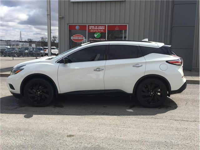 2018 Nissan Murano SV (Stk: 13805) in Newmarket - Image 8 of 13