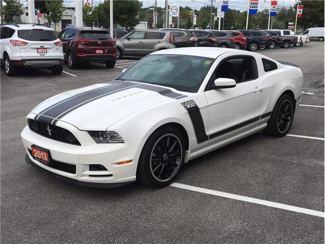 2013 Ford Mustang Boss 302 (Stk: 13786) in Newmarket - Image 1 of 11