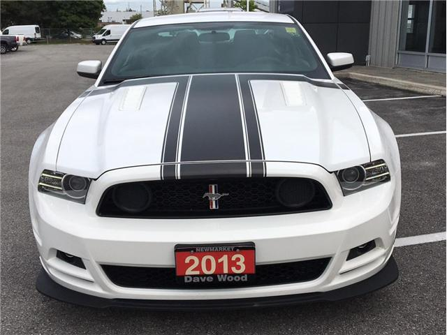 2013 Ford Mustang Boss 302 (Stk: 13786) in Newmarket - Image 2 of 11