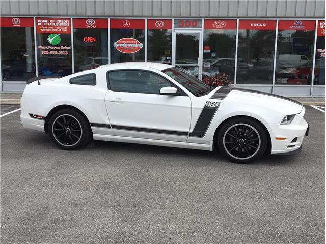 2013 Ford Mustang Boss 302 (Stk: 13786) in Newmarket - Image 4 of 11