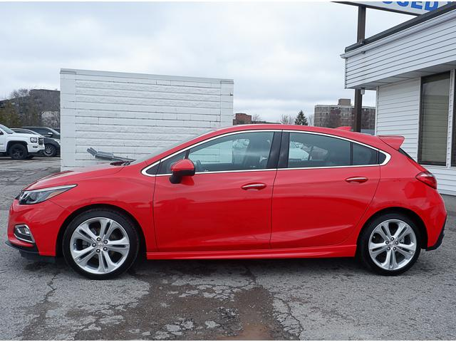 2017 Chevrolet Cruze Hatch Premier Auto (Stk: 19336A) in Peterborough - Image 2 of 21