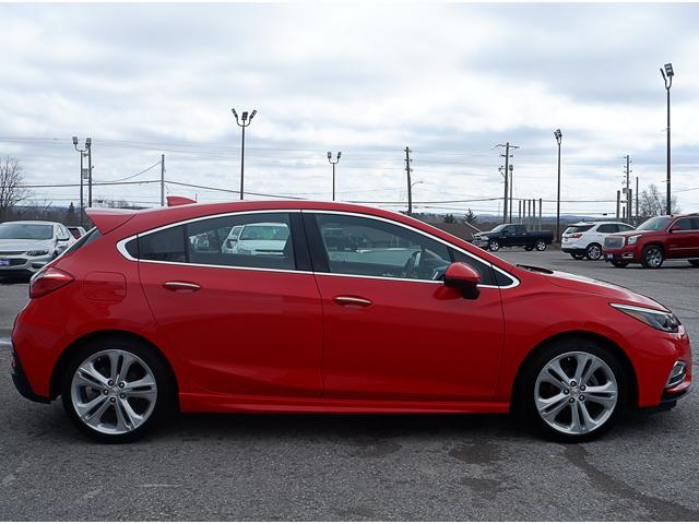 2017 Chevrolet Cruze Hatch Premier Auto (Stk: 19336A) in Peterborough - Image 7 of 19