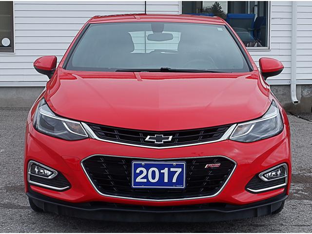 2017 Chevrolet Cruze Hatch Premier Auto (Stk: 19336A) in Peterborough - Image 10 of 19