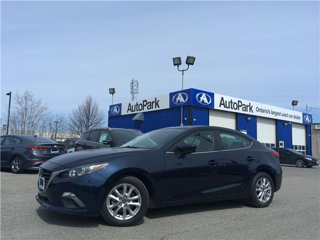 2014 Mazda Mazda3 GS-SKY (Stk: 14-08916) in Georgetown - Image 1 of 22