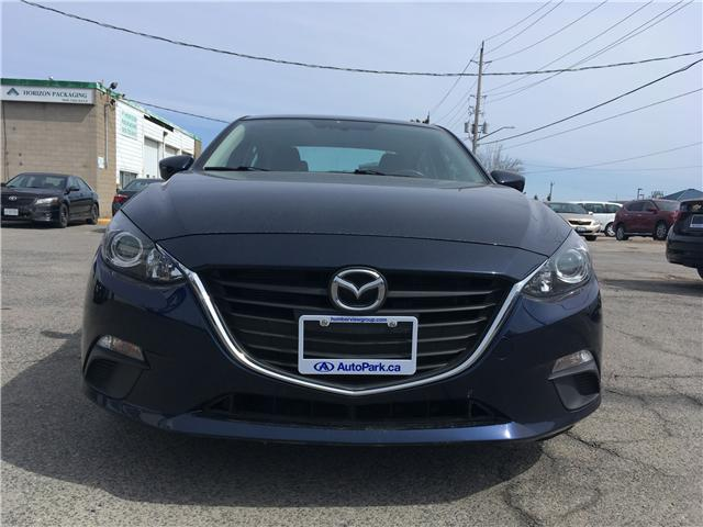 2014 Mazda Mazda3 GS-SKY (Stk: 14-08916) in Georgetown - Image 2 of 22