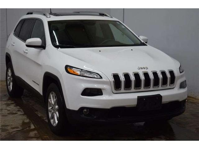 2016 Jeep Cherokee NORTH 4X4 - HTD SEATS * HTD STEERING * SUNROOF (Stk: B3654) in Cornwall - Image 2 of 30