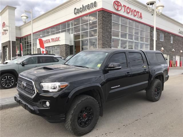 2019 Toyota Tacoma TRD Sport (Stk: 190097) in Cochrane - Image 1 of 13