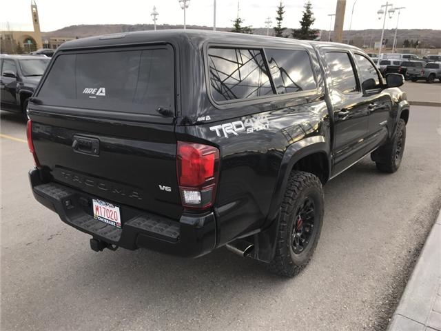 2019 Toyota Tacoma TRD Sport (Stk: 190097) in Cochrane - Image 5 of 13