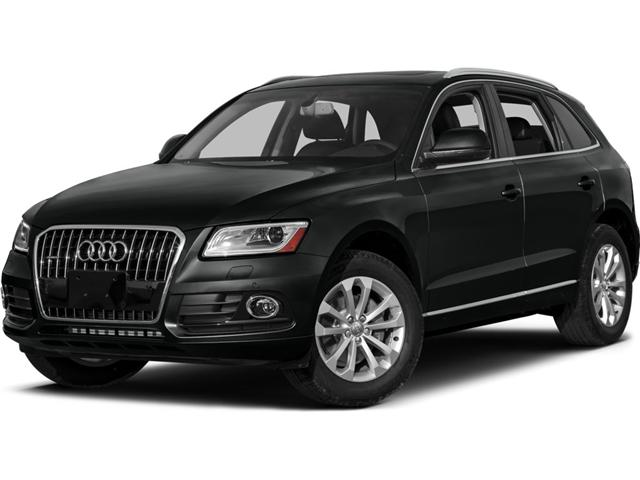 2017 Audi Q5 3.0T Progressiv (Stk: 007982) in Ottawa - Image 1 of 3