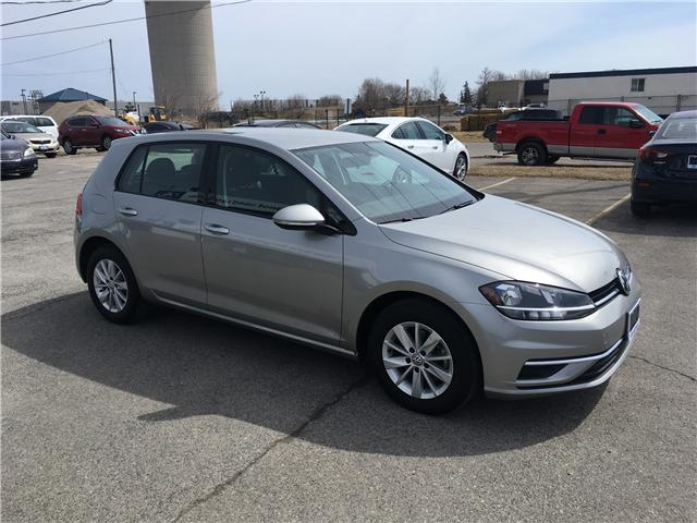 used 2018 volkswagen golf 1 8 tsi trendline for sale in. Black Bedroom Furniture Sets. Home Design Ideas