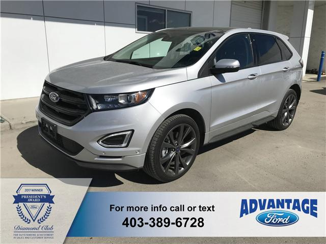 2018 Ford Edge Sport (Stk: 5421) in Calgary - Image 1 of 17