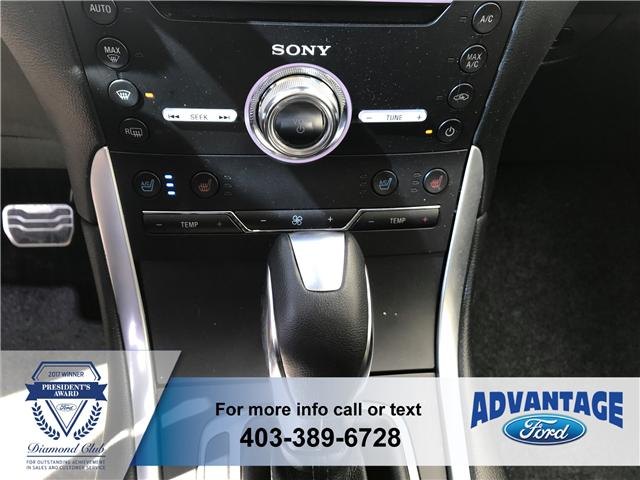 2018 Ford Edge Sport (Stk: 5421) in Calgary - Image 11 of 17