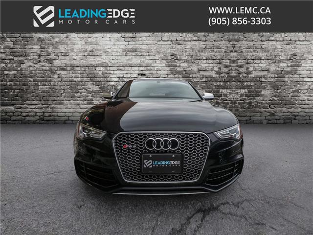 2014 Audi RS 5 4.2 (Stk: 10340) in Woodbridge - Image 2 of 20