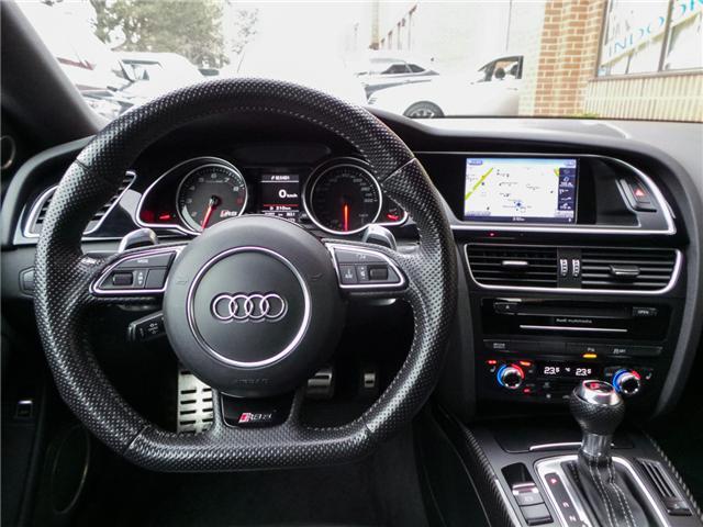 2014 Audi RS 5 4.2 (Stk: 10340) in Woodbridge - Image 13 of 20