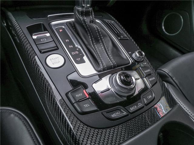 2014 Audi RS 5 4.2 (Stk: 10340) in Woodbridge - Image 16 of 20