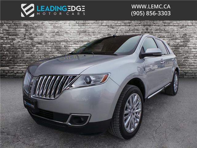 2014 Lincoln MKX  (Stk: 10603) in Woodbridge - Image 1 of 19
