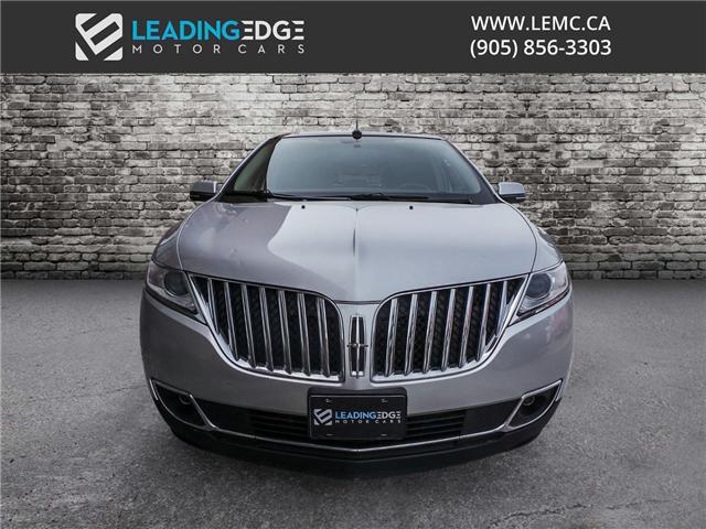 2014 Lincoln MKX  (Stk: 10603) in Woodbridge - Image 2 of 19
