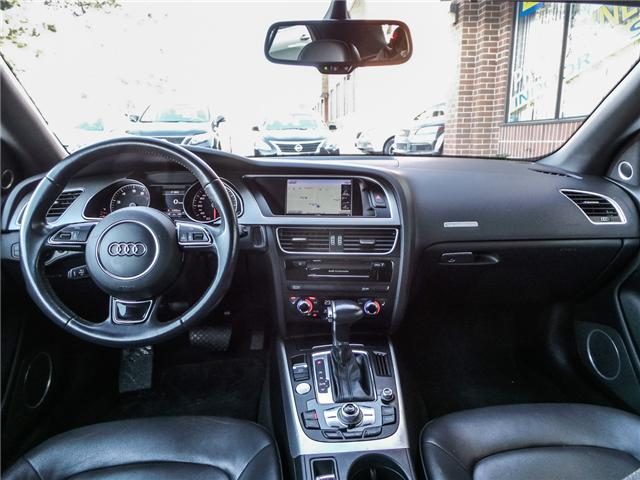 2015 Audi A5 2.0T Technik (Stk: 10479) in Woodbridge - Image 13 of 22
