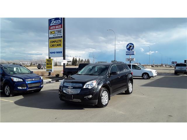 2010 Chevrolet Equinox LT (Stk: P417) in Brandon - Image 1 of 18