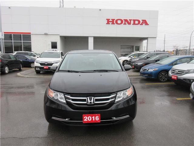 2016 Honda Odyssey SE (Stk: 26737AA) in Ottawa - Image 2 of 11