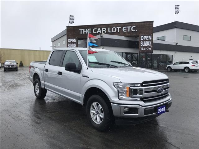 2018 Ford F-150 XLT (Stk: 19146) in Sudbury - Image 1 of 12