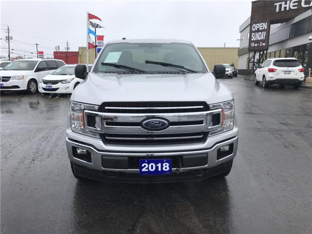 2018 Ford F-150 XLT (Stk: 19146) in Sudbury - Image 2 of 12
